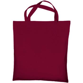Tasker Shopping Bags By Jassz 3842SH Burgundy