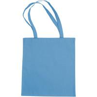 Tasker Shopping Bags By Jassz 3842LH Sky Blue