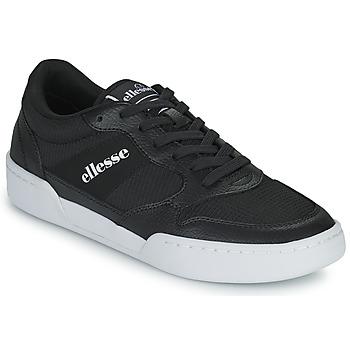 Sko Herre Lave sneakers Ellesse USTICA Sort