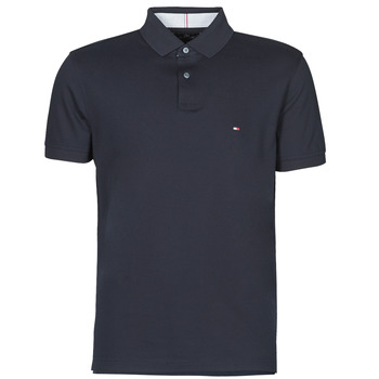textil Herre Polo-t-shirts m. korte ærmer Tommy Hilfiger 1985 REGULAR POLO Marineblå