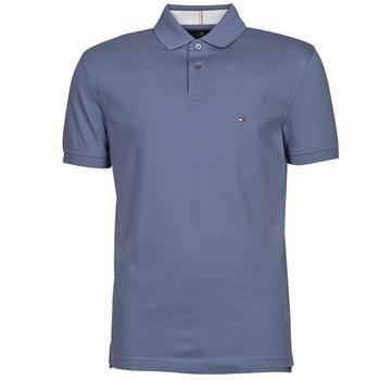 textil Herre Polo-t-shirts m. korte ærmer Tommy Hilfiger 1989 REGULAR POLO Blå