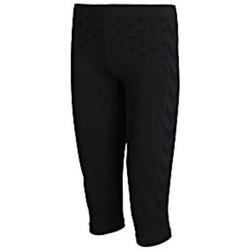 textil Dame Træningsdragter Hummel Collant 3/4 femme  Active Bee noir