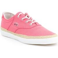 Sko Dame Lave sneakers Lacoste Glendon Espa Pink