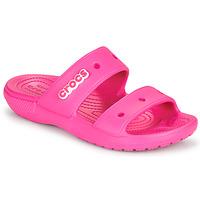 Sko Dame Sandaler Crocs CLASSIC CROCS SANDAL Pink