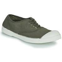 Sko Dame Lave sneakers Bensimon TENNIS LACET Kaki
