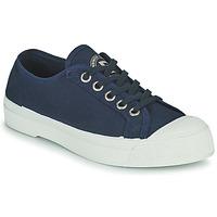 Sko Dame Lave sneakers Bensimon B79 BASSE Blå