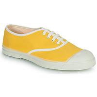 Sko Dame Lave sneakers Bensimon VINTAGE Gul