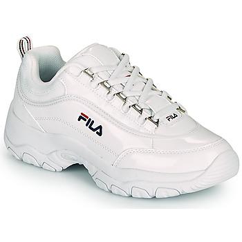 Sko Dame Lave sneakers Fila STRADA F WMN Hvid