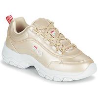 Sko Dame Lave sneakers Fila STRADA F WMN Guld