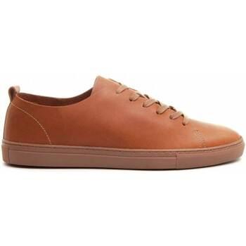 Sko Herre Lave sneakers Keelan 68472 LEATHER