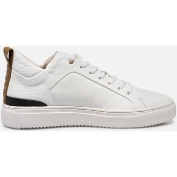 Sko Børn Lave sneakers Blackstone Chaussures  UL83 blanc