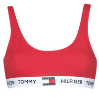 Undertøj Dame Sports-BH'er / toppe Tommy Hilfiger BRALETTE Rød