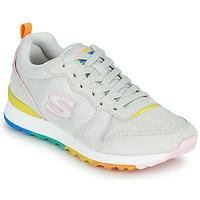 Sko Dame Lave sneakers Skechers OG 85 Hvid / Gul