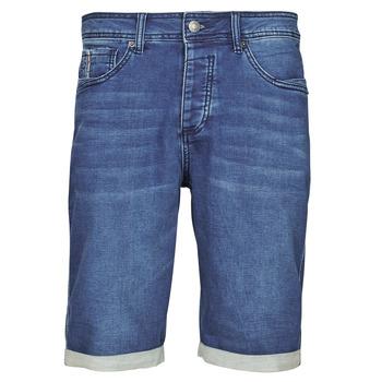textil Herre Shorts Deeluxe BART Blå