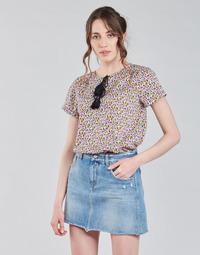 textil Dame Toppe / Bluser Deeluxe MERRY Flerfarvet