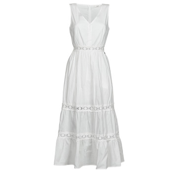 textil Dame Korte kjoler Deeluxe MAEL Beige