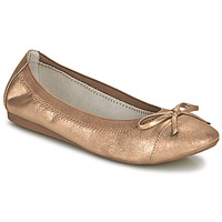 Sko Dame Ballerinaer Moony Mood ELALA Bronze