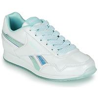 Sko Pige Lave sneakers Reebok Classic REEBOK ROYAL CLJOG 3.0 Hvid / Blå