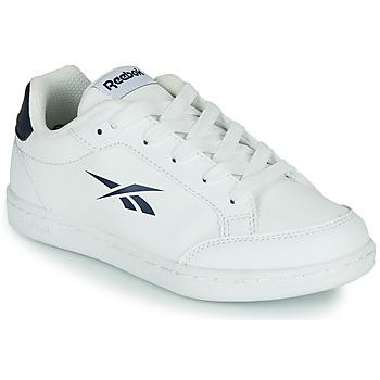 Sko Børn Lave sneakers Reebok Classic REEBOK ROYAL VECTOR SMASH Hvid / Blå