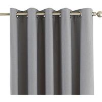 Indretning Gardiner og persienner Riva Home Taille 5: 168 x 229cm Silver