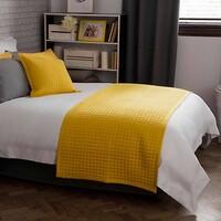 Indretning Tæppe Belledorm Taille unique Saffron Yellow