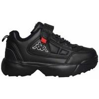 Sko Børn Lave sneakers Kappa Rave NC K Sort
