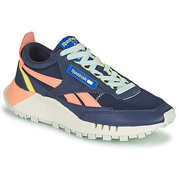 Sko Dame Lave sneakers Reebok Classic CL LEGACY Blå / Beige