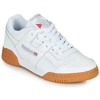 Sko Lave sneakers Reebok Classic WORKOUT PLUS Hvid