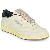 Sko Herre Lave sneakers Reebok Classic CLUB C 85 Beige / Sort