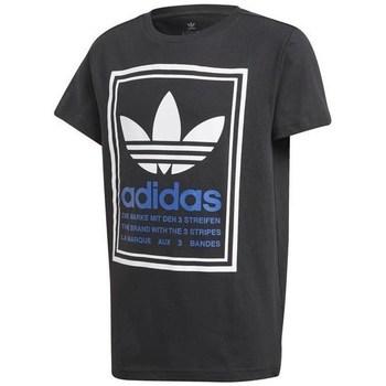 T-shirts m. korte ærmer adidas  Graphic Tee
