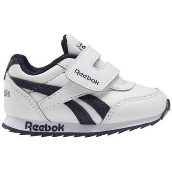 Sko Børn Lave sneakers Reebok Sport Royal CL Jogger Sort, Flåde