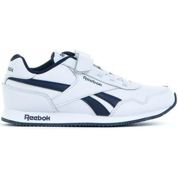Sko Børn Lave sneakers Reebok Sport Royal CL Jogger Hvid, Flåde