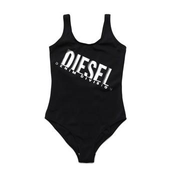 textil Pige Badedragt Diesel MIELL Sort