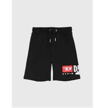 textil Dreng Shorts Diesel PSHORTCUTY Sort