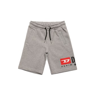 textil Dreng Shorts Diesel PSHORTCUTY Grå