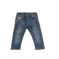 textil Dreng Smalle jeans Diesel KROOLEY Blå