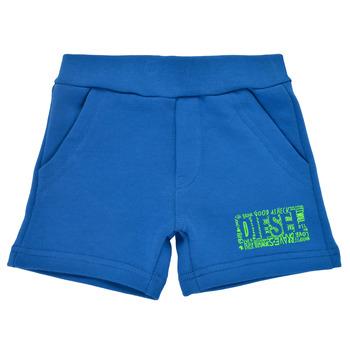 textil Dreng Shorts Diesel POSTYB Blå