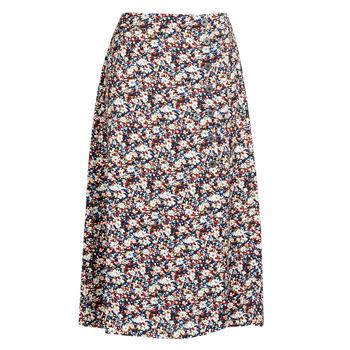 textil Dame Nederdele Betty London NELENE Blå / Flerfarvet
