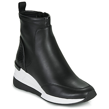 Sko Dame Høje sneakers MICHAEL Michael Kors KINSEY Sort