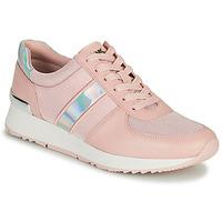 Sko Dame Lave sneakers MICHAEL Michael Kors ALLIE TRAINER Pink