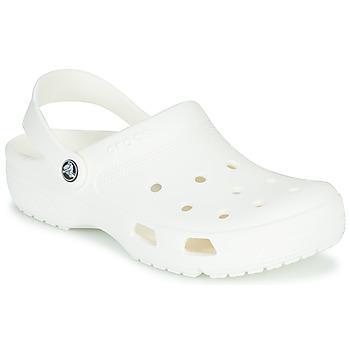 Sko Træsko Crocs COAST CLOG WHI Hvid