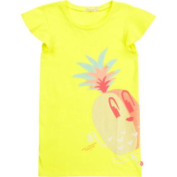 textil Pige Korte kjoler Billieblush / Billybandit U12625-599 Gul