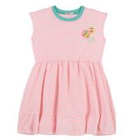 textil Pige Korte kjoler Billieblush / Billybandit U12642-N54 Flerfarvet