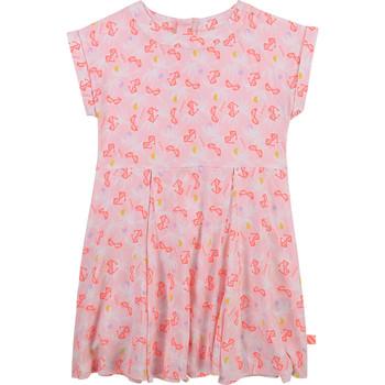 textil Pige Korte kjoler Billieblush / Billybandit U12650-Z40 Pink