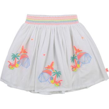 textil Pige Nederdele Billieblush / Billybandit U13275-10B Hvid