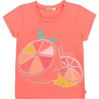 textil Pige T-shirts m. korte ærmer Billieblush / Billybandit U15864-499 Pink