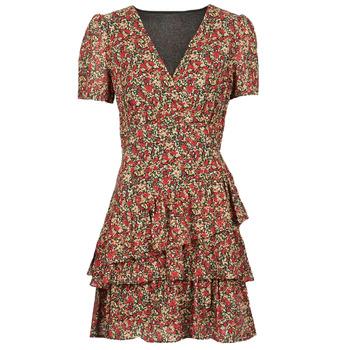 textil Dame Korte kjoler Moony Mood ORNAMA Rød