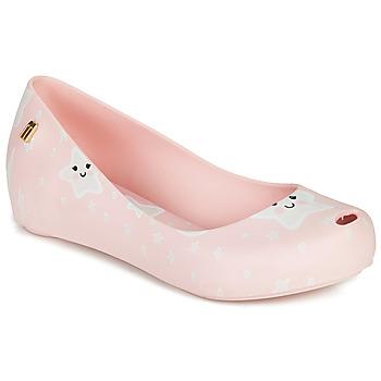 Sko Pige Sandaler Melissa MEL ULTRAGIRL SWEET DREAMS Pink / Hvid