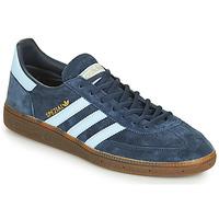 Sko Herre Lave sneakers adidas Originals HANDBALL SPEZIAL Blå / Hvid