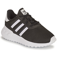 Sko Børn Lave sneakers adidas Originals LA TRAINER LITE EL I Sort / Hvid